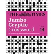 The Times Jumbo Cryptic Crossword 14 by Times Mind Games; Browne, Richard, 9780007580828