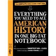 Everything You Need to Ace American History in One Big Fat Notebook by Rothman, Lily; Hall, Tim, 9780761160830