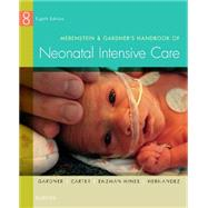 Merenstein & Gardner's Handbook of Neonatal Intensive Care by Gardner, Sandra Lee, 9780323320832