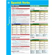 Spanish Verbs SparkCharts by Unknown, 9781411470835