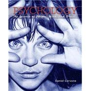 Psychology: The Science of Person, Mind, and Brain by Cervone, Daniel; Caldwell (pedagogical author), Tracy L., 9781429220835