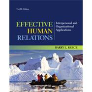 Effective Human Relations by Reece, 9781133960836