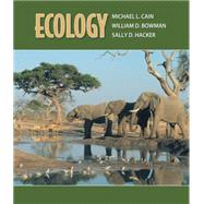 Ecology by Cain, Michael L., 9780878930838