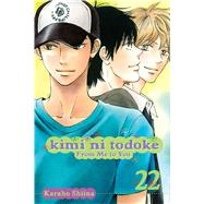 Kimi ni Todoke: From Me to You, Vol. 22 by Shiina, Karuho, 9781421580838