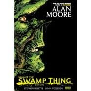 Saga of the Swamp Thing Book One by MOORE, ALANVARIOUS, 9781401220839