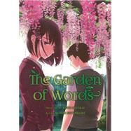 The Garden of Words by Shinkai, Makoto; Motohashi, Midori, 9781939130839