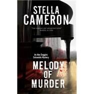 Melody of Murder by Cameron, Stella, 9781780290843