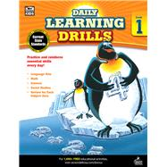 Daily Learning Drills, Grade 1 by Brighter Child, 9781483800844