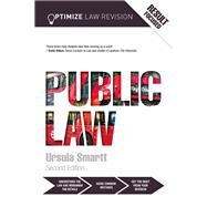 Optimize Public Law by Smartt; Ursula, 9781138670846
