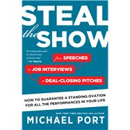 Steal the Show by Port, Michael, 9780544800847