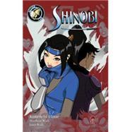 Shinobi: Ninja Princess by Wade, Martheus; Wade, Martheus; Shaw, Adam; Wade, Janet (CON), 9781632290847