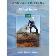 Annual Editions: Global Issues 11/12 by Jackson, Robert, 9780078050848