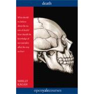 Death by Shelly Kagan, 9780300180848