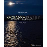 Oceanography An Invitation to Marine Science by Garrison, Tom S., 9781111990848
