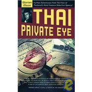 Thai Private Eye by Olson, Warren, 9789810810849