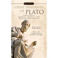 Great Dialogues of Plato by Plato (Author); Rouse, W. H. D. (Translator); Santirocco, Matthew S. (Introduction by), 9780451530851