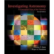 Investigating Astronomy by Slater, Timothy F.; Freedman, Roger, 9781464140853