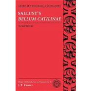 Sallust's Bellum Catilinae by Ramsey, J. T., 9780195320855