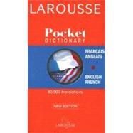 Larousse Pocket Dictionary: French-english / English-french by Larousse Bilingual Dictionaries, 9782035420855