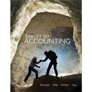Survey of Accounting by Edmonds, Thomas; Olds, Philip; McNair, Frances; Tsay, Bor-Yi, 9780078110856