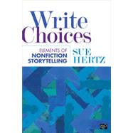 Write Choices by Hertz, Susan, 9781452230856