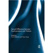 Sexual Difference Between Psychoanalysis and Vitalism by Saldanha; Arun, 9781138930858