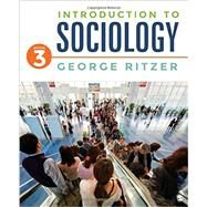 Introduction to Sociology by Ritzer, George, 9781483380858