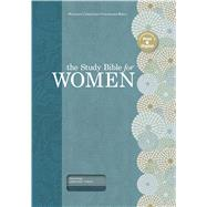 The Study Bible for Women, Teal/Sage LeatherTouch Indexed by Patterson, Dorothy Kelley; Kelley, Rhonda; Holman Bible Staff, 9781586400859