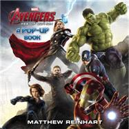 Marvel's Avengers: Age of Ultron: A Pop-Up Book by Reinhart, Matthew; Reinhart, Matthew, 9780316340861
