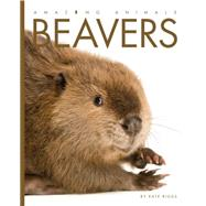 Beavers by Riggs, Kate, 9781628320862