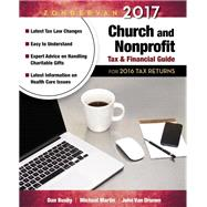 Zondervan Church and Nonprofit Tax & Financial Guide 2017 by Busby, Dan; Martin, Michael; Van Drunen, John, 9780310520863