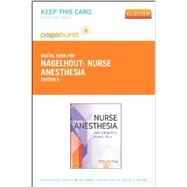 Nurse Anesthesia Printed Access Card by Nagelhout, John J.; Plaus, Karen, 9781455750863