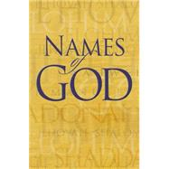 Names of God by , 9781628620863