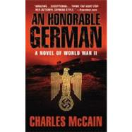 An Honorable German by Mccain, Charles L., 9780446550864