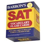 Barron's SAT Vocabulary by Green, Sharon Weiner, 9781438070865