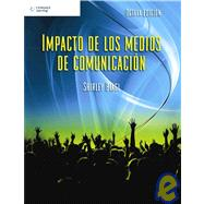 Impacto de los Medios de Comunicacion/ Media Impact. An introduction to Mass Media by Biagi, Shirley, 9789708300865