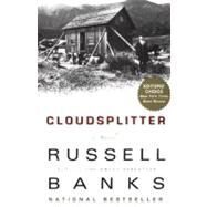 Cloudsplitter by Banks, Russell, 9780060930868