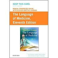 The Language of Medicine Access Card by Chabner, Davi-Ellen, 9780323370868