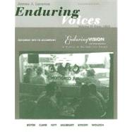 Document Sets, Volume 2 For Boyer/clark/halttunen/hawley/kett/rieser/salisbury/sitkoff/woloch's The Enduring Vision: A History Of The American People, Complete