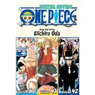 One Piece (Omnibus Edition), Vol. 14 Includes vols. 40, 41 & 42 by Oda, Eiichiro, 9781421580869