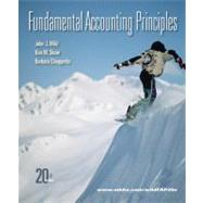 Fundamental Accounting Principles by Wild, John; Shaw, Ken; Chiappetta, Barbara, 9780078110870