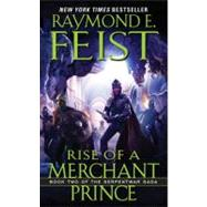 Rise Merchant Prince by Feist R., 9780380720873