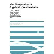 New Perspectives in Algebraic Combinatorics by Edited by Louis J. Billera , Anders Björner , Curtis Greene , Rodica E. Simion , Richard P. Stanley, 9780521770873