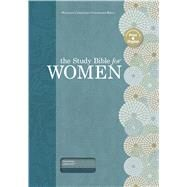 The Study Bible for Women, Teal/Sage LeatherTouch by Patterson, Dorothy Kelley; Kelley, Rhonda; Holman Bible Staff, 9781586400873