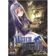 Witch Buster Vol. 13-14 by Cho, Jung-Man, 9781626920873