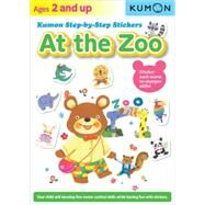 At the Zoo by Kumon Publishing Co., Ltd., 9781935800873