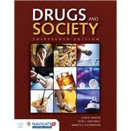Drugs and Society by Hanson, Glen R., Ph.D., 9781284110876