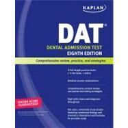 Kaplan DAT by Kaplan, 9781609780876
