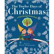The Twelve Days of Christmas by Teckentrup, Britta, 9781101940877