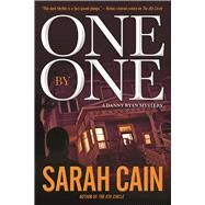 One by One A Danny Ryan Thriller by Cain, Sarah, 9781683310877
